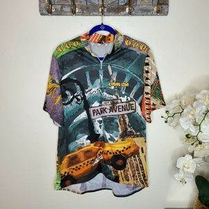 Pearl Izumi Unisex Multicolor Bicycle Jersey XXL